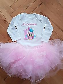 Detské oblečenie - Narodeninové body - 10082259_