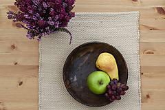 - Hlboký tanier - medená kolekcia - 10085251_