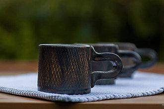 Nádoby - Šálka - medená kolekcia - 10085349_