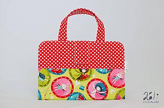 Detské tašky - Detský kufrík - pastelkovník Girls - 10084643_