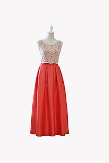 Šaty - Spoločenské šaty - 10081932_