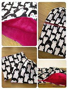 Čiapky - tučniaky II. - 10085180_