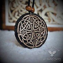 Náhrdelníky - Keltský prepletenec, amulet - 10082255_