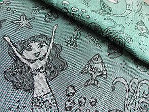 Textil - Baby Monkey Atlantis - 10082130_