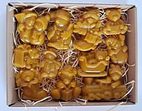 Dekorácie - Vianočné ozdoby v krabičke - 10085285_