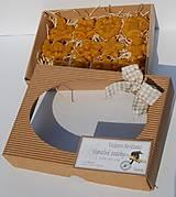 Dekorácie - Vianočné ozdoby v krabičke (vianočný mix) - 10085293_