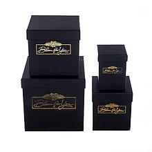 Iný materiál - Flower box -Kvetinový box - 10081827_