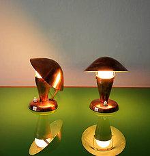 Svietidlá a sviečky - Retro lampička Napako - 10089870_