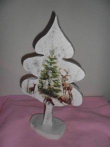 Dekorácie - Vianočný stromček. - 10087439_