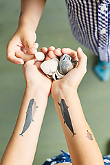 Nezaradené - Dočasné tetovačky - Gréta - 10088940_