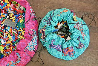 Detské tašky - Kombo POMÁHAM (S+L vak CAMBODIA) - 10087543_