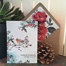 Papiernictvo - Vianočný pozdrav ELLA (ELLA 01) - 10089451_