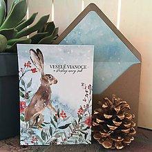 Papiernictvo - Vianočný pozdrav ELLA (ELLA 01) - 10089453_