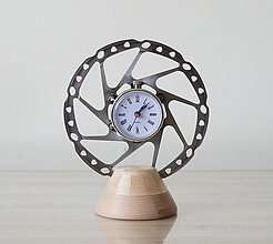 Hodiny - Hodiny BRAKE TIME – svetlé - 10088039_
