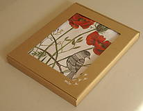 Papiernictvo - Kartónová krabička pre vankúšové poťahy - 10086442_