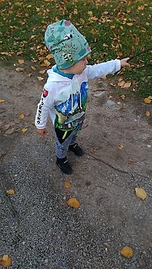 Detské oblečenie - Detská mikina-TATRANSKÁ JAVORINA - 10085939_