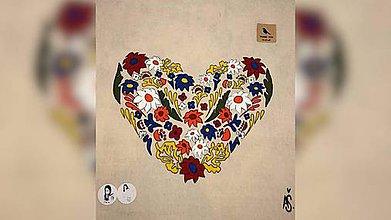 Iné tašky - ♥ Plátená, ručne maľovaná taška ♥ (AR2) - 10088469_