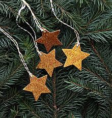 Papiernictvo - Menovky na darčeky - vianočné - 10089956_