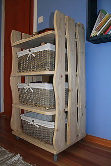 Nábytok - Komoda de Luxe - sada pre Silviu - 10090226_