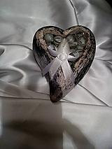 Pierka - svadobné pierko bielobéžové - 10092422_