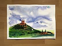Obrazy - obraz / Kalvária v Banskej Štiavnici - 10092077_