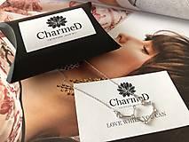 Náhrdelníky - Strieborný náhrdelník s príveskom Zodiac/ Zodiac sings Necklace - 10092124_