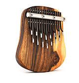Hudobné nástroje - Tila - 15 tónová kalimba - diatonické ladenie - 10093628_