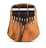 Hudobné nástroje - Olea - 19 tónová kalimba - diatonické ladenie - 10093662_