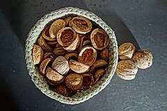 Suroviny - orechové polškrupinky - 10090349_