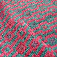 Textil - Yaro Triggers Contra Purple Petrol - 10093844_