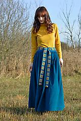 Sukne - sukňa Sage - 10090452_
