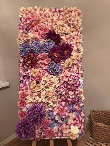Obrazy - Obraz z kvetov - 10091418_