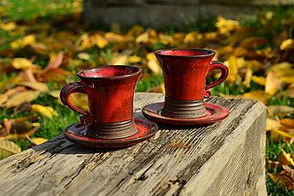 Nádoby - Duo červené - 10090317_