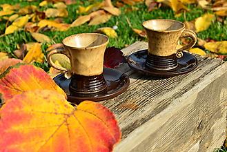 Nádoby - Duo - hnedé - 10090342_
