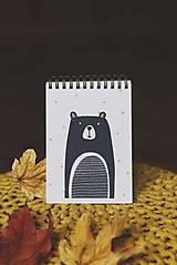 Papiernictvo - Lesné zápisníky - 10092476_