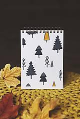 Papiernictvo - Lesné zápisníky - 10092479_