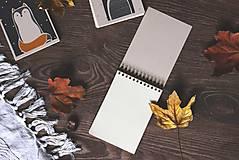 Papiernictvo - Lesné zápisníky - 10092490_