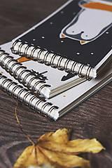 Papiernictvo - Lesné zápisníky - 10092492_
