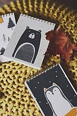 Papiernictvo - Lesné zápisníky - 10092493_