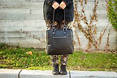 Veľké tašky - Mega černá XS - 10096727_
