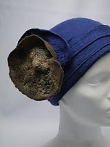 Čiapky - Elegantný dámsky klobúk - 10097675_