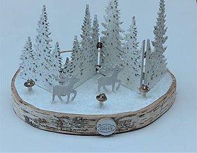 Dekorácie - Vianočná dekorácia - 10095671_