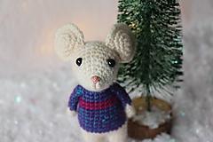 Hračky - Myšiak Elmo - 10096312_