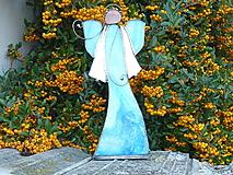 Svietidlá a sviečky - Archanjel Haniel - 10097383_