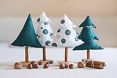 Dekorácie - Dekorácia stromčeky - 10094508_