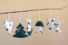 Dekorácie - Vianočná dekorácia - 10094561_