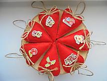 Dekorácie - Vianočná rozprávková sada - 10097890_