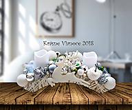 Dekorácie - ďalší adventný svietnik - 10097104_