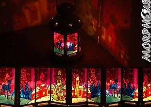 Svietidlá a sviečky - lampáš - 10094554_