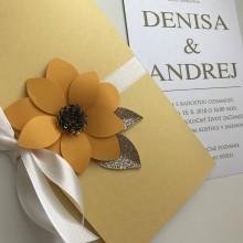 Papiernictvo - Svadobné oznámenie - 9621103_